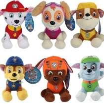 """Мягкие игрушки """"щенячий патруль"""", в Липецке"""