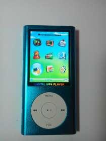 MP3 плеер, 2gb, радио, камера, тхт, запись аудио, видео, в г.Мелитополь
