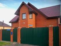 Продаётся новый кирпичный дом площадью 216 кв м, в Туле