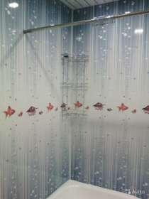 Ремонт ванной и туалета панелями пвх, в Санкт-Петербурге