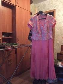 Нарядное платье размер 50_52, в Санкт-Петербурге