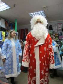 Дед Мороз и Снегурочка, в Смоленске