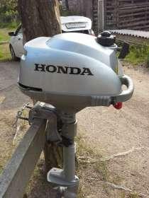 Продам хонда 2.3 лодочный мотор, в Петрозаводске
