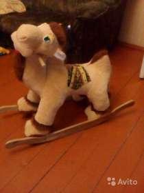 Качалка - верблюд, в г.Вологда
