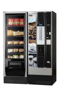 Продается кофейный+снековый автомат, в Иркутске