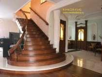 Лестницы деревянные из массива Новая Лестница, в г.Долгопрудный