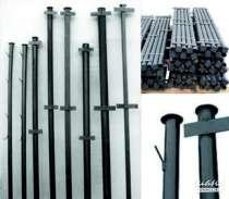 Продам металлические столбы для забора!, в Дзержинске