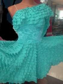 Продаю платье Латина Ю-1 новое, в Иркутске