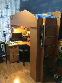 Компьютерный стол/шкаф/кровать - двухэтажное 3 в одном, в г.Алматы