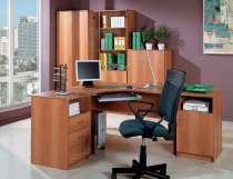 Офисная мебель - стол, шкаф, тумба, стеллаж, в Новосибирске