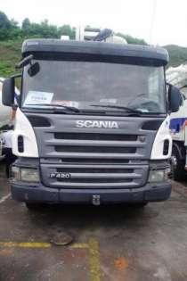 Автобетононасос ZOOMLION 56X-6RZ на шасси Scania, в Владивостоке