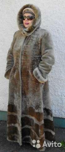 шубу мутон размер 50 - 54, в Тамбове