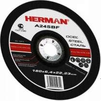 Абразивный отрезной круг HERMAN STANDART 230х2,0х22,23мм, в Дмитрове