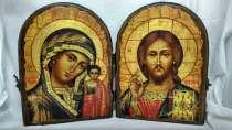 Икона под старину Спасите и Казанская, в г.Одесса