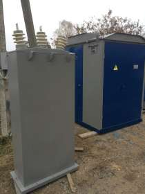 Трансформаторная подстанция КТП, в Твери