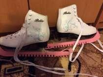 Фигурные коньки для девочки 35разм, в Москве
