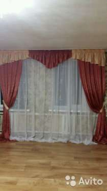 Комплект штор для спальни, в Курске