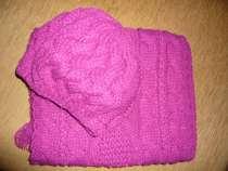 Комплект шарф и шапка Sela, в Москве