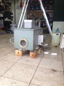 Печь автономная бензиновая, в Туле