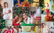 Новогодние фотосессии в фотостудии, в Одинцово