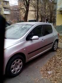 Автомобиль Пежо 307, в Ростове-на-Дону