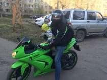 Мотоцикл Kawasaki Ninja 250r, в Архангельске