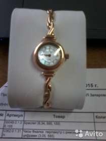 Продаю золотые часы, в Энгельсе