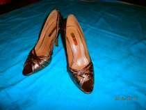 Туфли из натуральной кожи, в Красноярске
