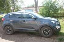 подержанный автомобиль Kia Sportage, в Красноярске