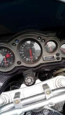 Мотоцикл Kawasaki ZZR1200, в Пензе