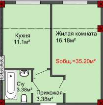 Продажа от застройщика на этапе строительства, в г.Севастополь