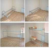 Кровати металлические с нашей доставкой(эконом класс), в Краснодаре