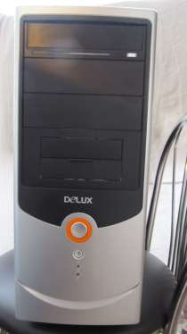 Продам новый компьютерный корпус Delux DLC-MT376 400W Black/, в г.Харьков