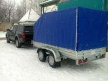 автомобильный прицеп МЗСА 817731, в Казани