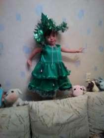 Новогоднее платье девочки-Ёлочка, в Санкт-Петербурге