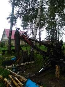 Экскаватор ТО49, в Великом Новгороде