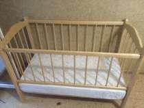 Детская кровать + матрац, в Уфе
