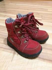 Непромокаемые тёплые осенне-зимние ботиночки Superfit, в Москве