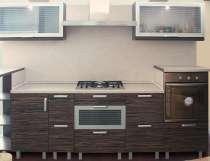 Кухни со шпонированными фасадами под заказ, в Оренбурге