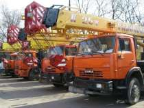 Автокраны в Зеленограде 14,16,20,25 тонн, в Зеленограде