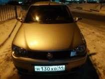автомобиль Fiat Albea, в Костроме