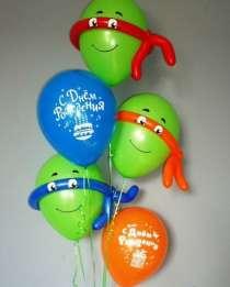 Гелиевые шары, в Смоленске