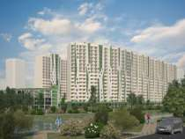 Квартира-студия в развитом районе, в Краснодаре