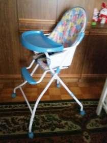 Продам стульчик для кормления. 650 руб, в Санкт-Петербурге