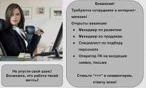 Работа в интернете, в Химках