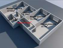 ПРОДАМ 3-к квартиру по хорошей цене! Севастополь, в г.Севастополь