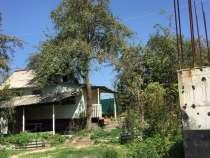 Продам участок 12 сот. с домиком и начатым большим домом, в г.Алматы