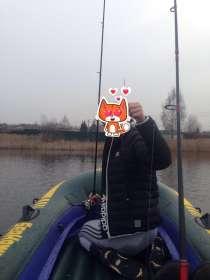 Лодка в отличном состоянии, в Москве
