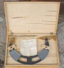 Микрометр гладкий нониусный МК 275-1, ГОСТ 6507-90, в Пензе