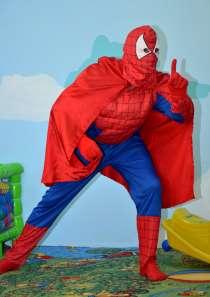 Человек - паук, в Челябинске